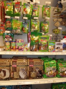 Rabbit & Guinea Pig supplies