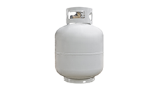 We offer Propane fill ups